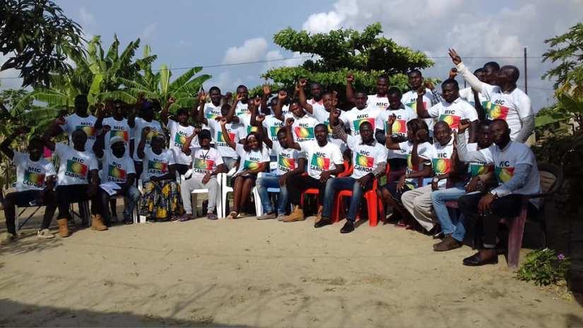 Autoridades policiais angolanas detém mais de 30 membros doMIC