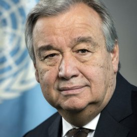 António Guterres, Secretário geral da ONU