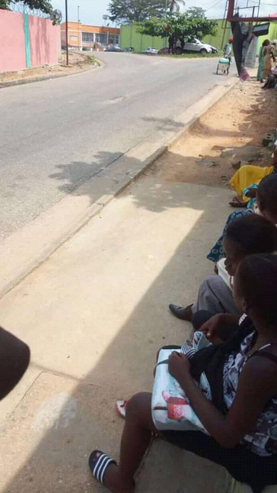 Urgente! Familiares temem pelas vidas dos detidos 75 detidos emCabinda